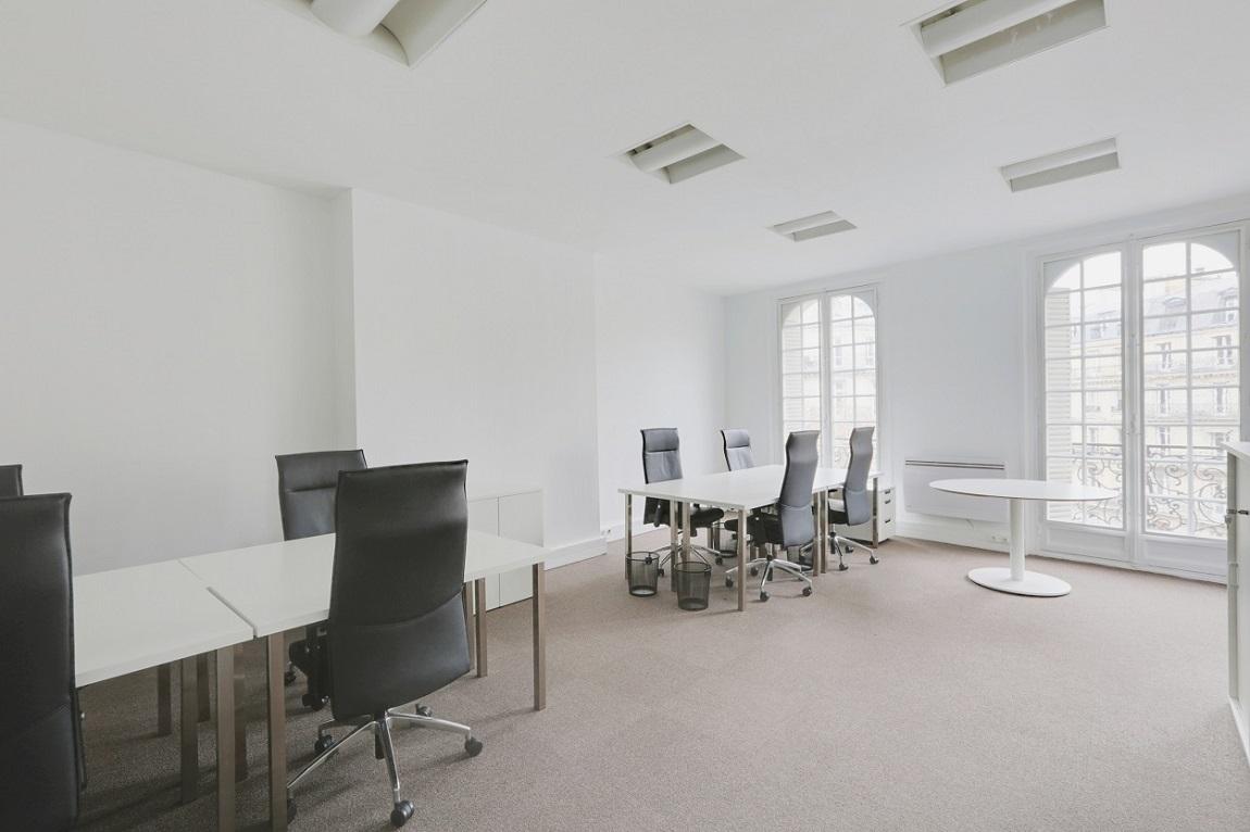 Bureaux Haussmann