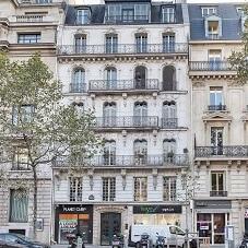 Location bureaux Paris Haussmann